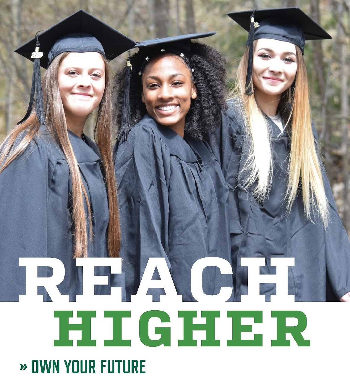 Reach Higher at NCCC