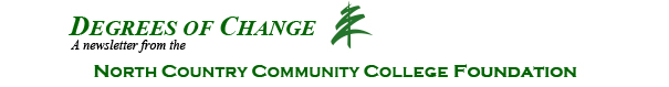 Degrees of Chnange Newsletter Logo