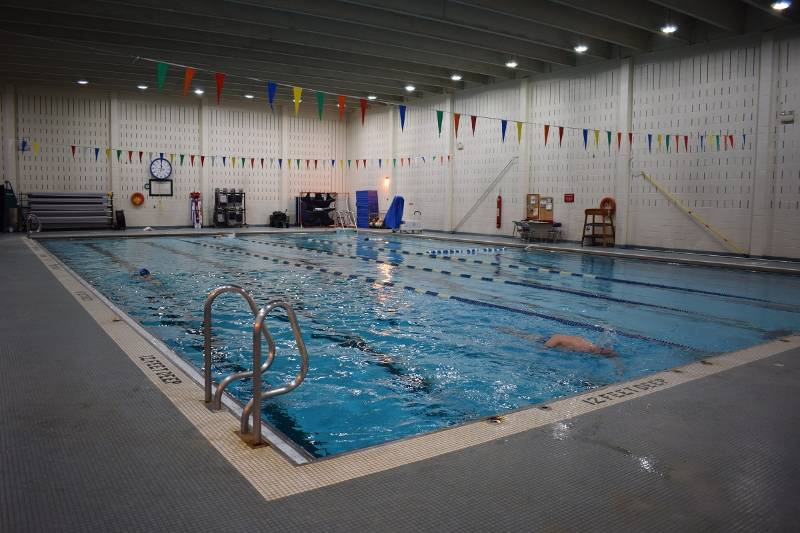 North Country Community College Pool