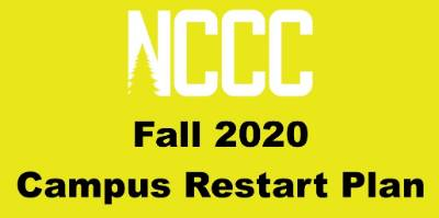 Fall 2020 Campus Restart Plan
